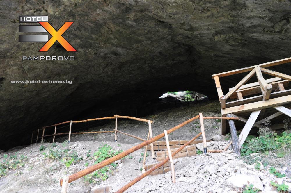 Село Кошница - Проходна пещера
