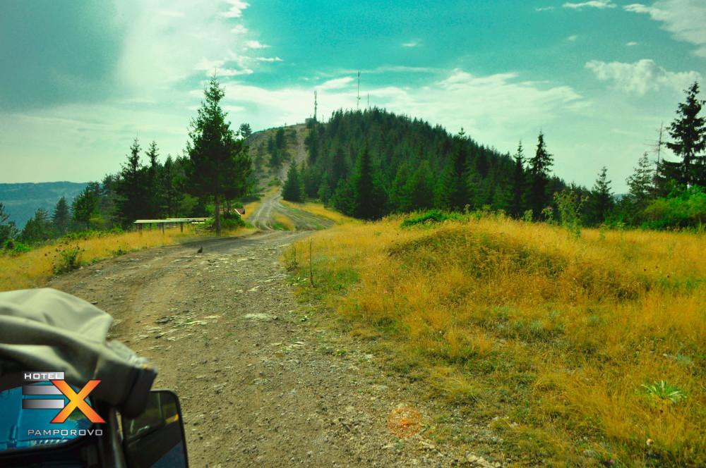 Пътят към Орлово Око