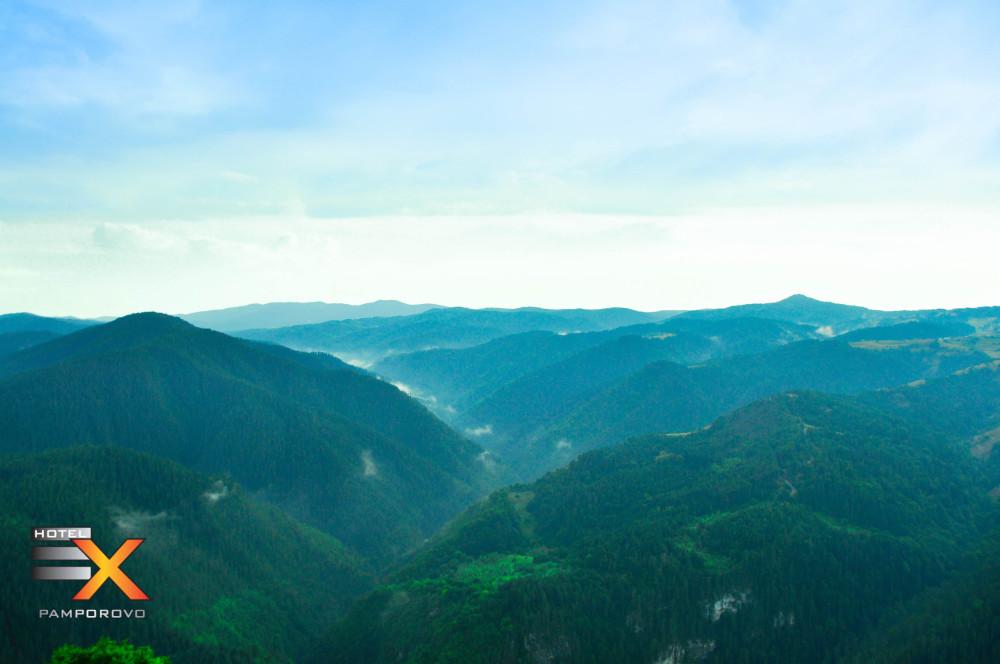 Гледка от Орлово Око