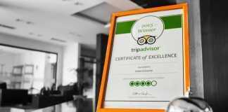 Хотел Екстрийм Пампорово с награда от TripAdvisor