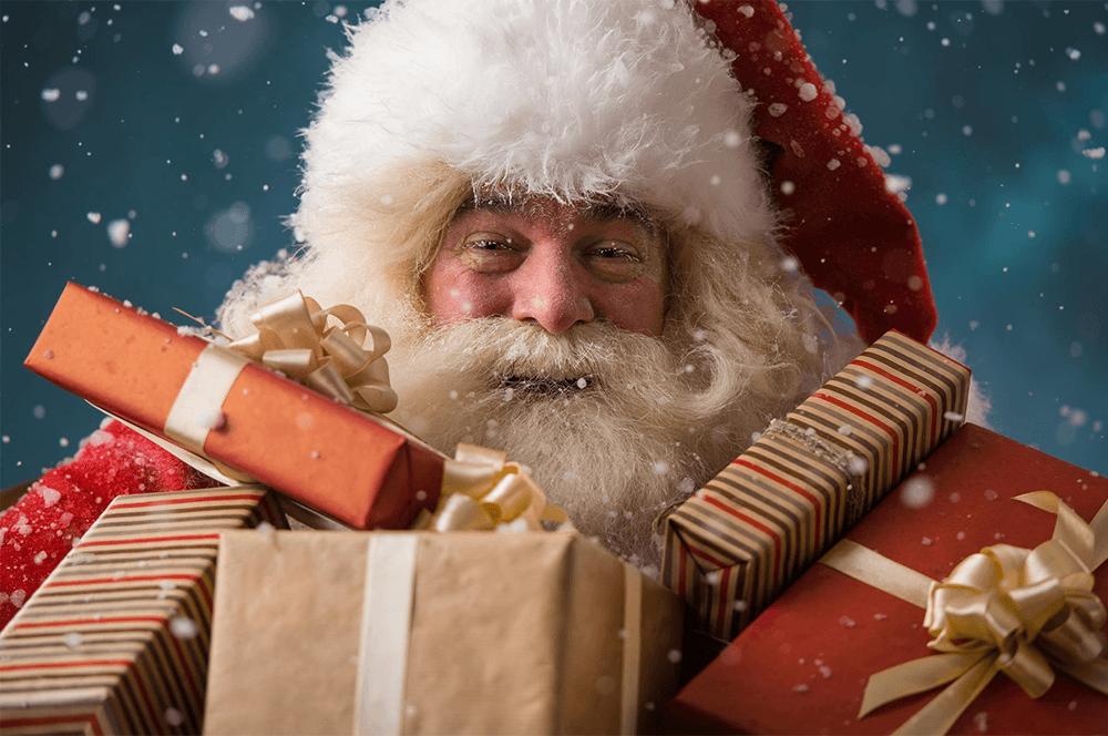 Дядо Коледа в Пампорово и тази година