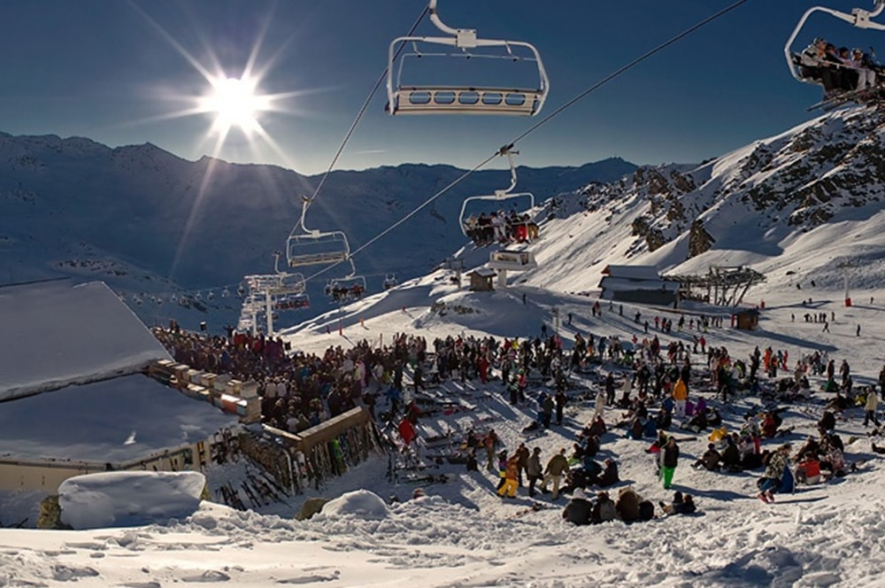 ски ваканции