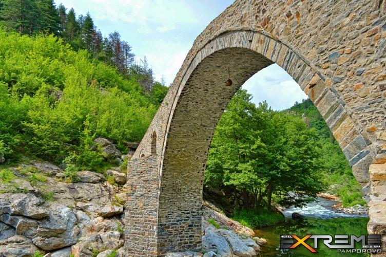 дяволски мост легенда